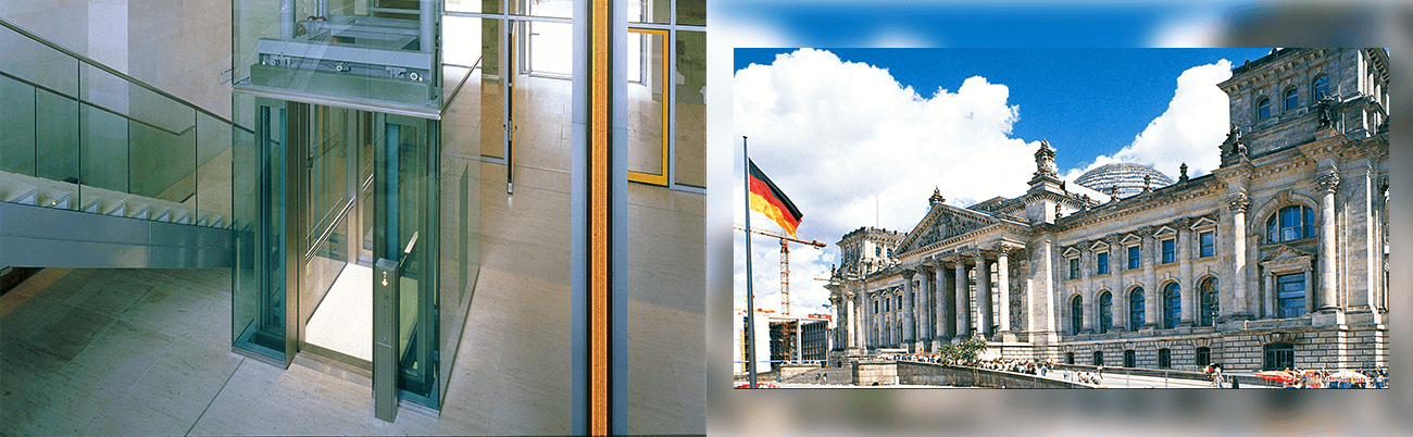 GERMANY : The Imperial Parliament Building